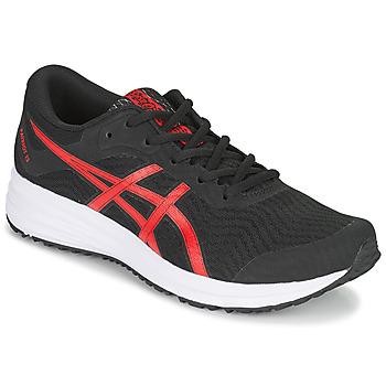 Pantofi Bărbați Trail și running Asics PATRIOT 12 Negru / Roșu