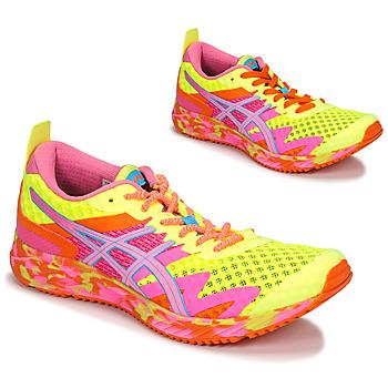 Pantofi Femei Trail și running Asics NOOSA TRI 12 Galben / Multicolor