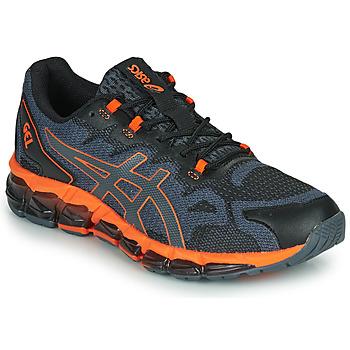 Pantofi Bărbați Pantofi sport Casual Asics QUANTUM 360 6 Negru / Gri / Portocaliu