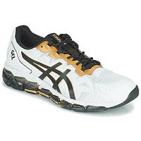 Pantofi Bărbați Pantofi sport Casual Asics QUANTUM 360 6 Alb / Negru / Auriu