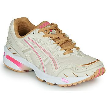 Pantofi Femei Pantofi sport Casual Asics 1090 Alb / Roz / Auriu