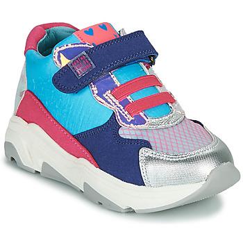 Pantofi Fete Pantofi sport stil gheata Agatha Ruiz de la Prada BRAZIL Albastru