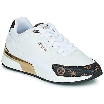 Pantofi Femei Pantofi sport Casual Guess MOXEA Alb