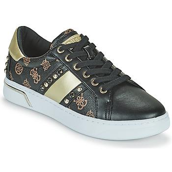 Pantofi Femei Pantofi sport Casual Guess RICENA Negru
