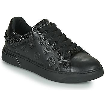 Pantofi Femei Pantofi sport Casual Guess RIYAN Negru