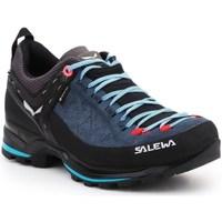Pantofi Femei Fitness și Training Salewa WS Mtn Trainer 2 Gtx Negre, Albastru marim
