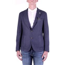 Îmbracaminte Bărbați Sacouri și Blazere Manuel Ritz 2932G2728TW-203507 Blu