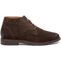 Pantofi Bărbați Ghete Salamander Sarato Brown Brown