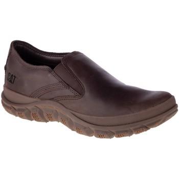 Pantofi Bărbați Mocasini Caterpillar Fused Slip ON Cafenii