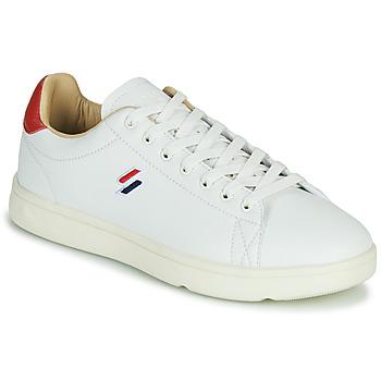 Pantofi Bărbați Pantofi sport Casual Superdry VINTAGE TENNIS Alb