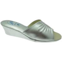 Pantofi Femei Papuci de vară Milly MILLY1805arg grigio