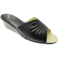 Pantofi Femei Papuci de vară Milly MILLY1805blu blu