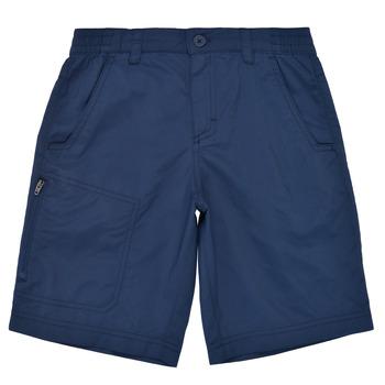 Îmbracaminte Băieți Pantaloni scurti și Bermuda Columbia SILVER RIDGE SHORT Albastru