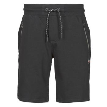 Îmbracaminte Bărbați Pantaloni scurti și Bermuda Superdry COLLECTIVE SHORT Negru