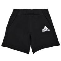 Îmbracaminte Băieți Pantaloni scurti și Bermuda adidas Performance B BOS SHORT Negru