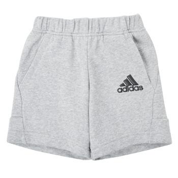 Îmbracaminte Băieți Pantaloni scurti și Bermuda adidas Performance B BOS SHORT Gri