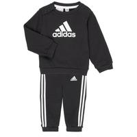 Îmbracaminte Copii Compleuri copii  adidas Performance BOS JOG FT Negru