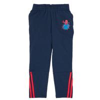 Îmbracaminte Băieți Pantaloni de trening adidas Performance LB DY SHA PANT Albastru