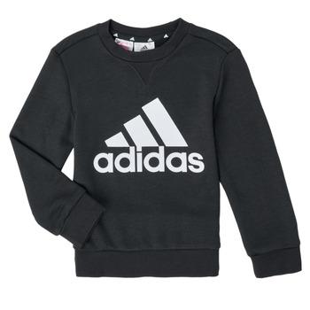 Îmbracaminte Băieți Hanorace  adidas Performance B BL SWT Negru