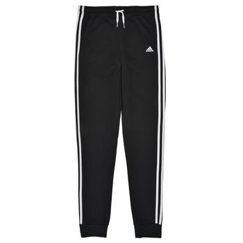 Îmbracaminte Fete Pantaloni de trening adidas Performance G 3S FT C PT Negru