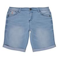 Îmbracaminte Băieți Pantaloni scurti și Bermuda Deeluxe BART Albastru