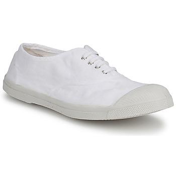 Pantofi Bărbați Pantofi sport Casual Bensimon TENNIS LACET Alb