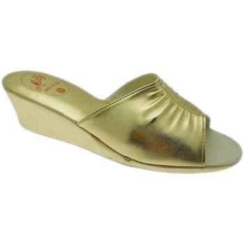 Pantofi Femei Papuci de vară Milly MILLY1805oro blu