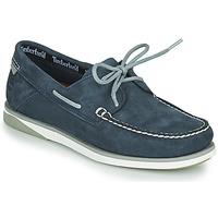 Pantofi Bărbați Pantofi barcă Timberland ATLANTIS BREAK BOAT SHOE Albastru