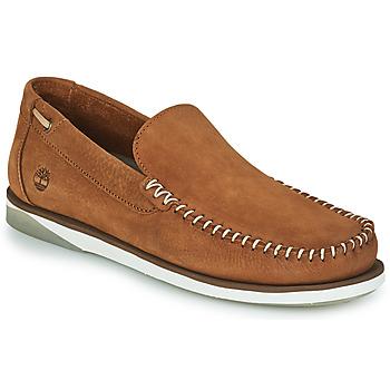 Pantofi Bărbați Pantofi barcă Timberland ATLANTIS BREAK VENETIAN Coniac