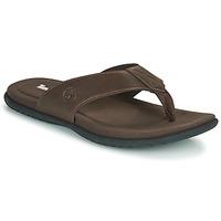 Pantofi Bărbați  Flip-Flops Timberland KESLER COVE THONG Maro