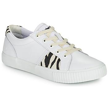 Pantofi Femei Pantofi sport Casual Timberland SKYLA BAY OXFORD Alb