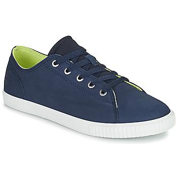 Pantofi Copii Pantofi sport Casual Timberland NEWPORT BAY LEATHER OX Albastru