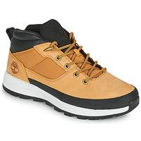 Pantofi Bărbați Pantofi sport Casual Timberland SPRINT TREKKER SUPER OX Galben-grâu