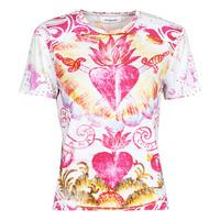 Îmbracaminte Femei Tricouri mânecă scurtă Desigual TATTOO Multicolor