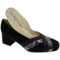 Pantofi Femei Pantofi cu toc Calzaturificio Loren LO60902ne nero