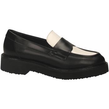 Pantofi Femei Mocasini Carmens Padova PERTH nero