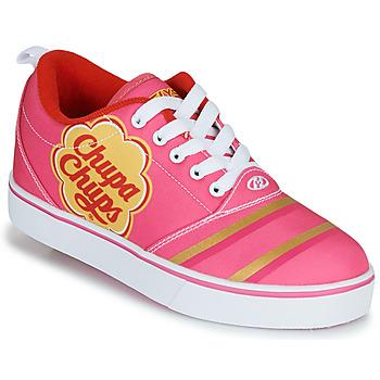 Pantofi Fete Pantofi cu Role Heelys CHUPA CHUPS PRO 20 Roz / Alb