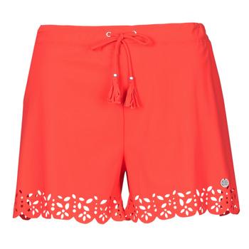 Îmbracaminte Femei Pantaloni scurti și Bermuda Banana Moon MEOW Roșu