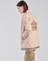 Îmbracaminte Femei Sacouri și Blazere Cream OFELIA JACKET Roz