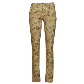 Îmbracaminte Femei Pantalon 5 buzunare Cream LOTTE PRINTED  multicolor
