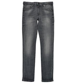 Îmbracaminte Băieți Jeans slim Kaporal JEGO Gri