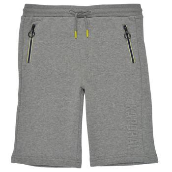 Îmbracaminte Băieți Pantaloni scurti și Bermuda Kaporal MATYS Gri