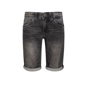 Îmbracaminte Băieți Pantaloni scurti și Bermuda Pepe jeans CASHED SHORT Gri