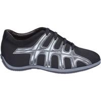 Pantofi Femei Sneakers Hogan BK587 Negru