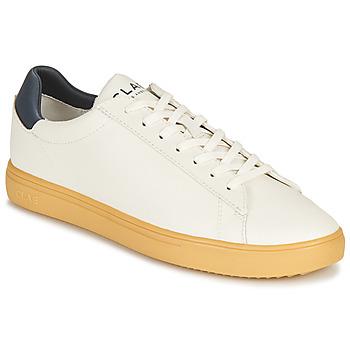 Pantofi Pantofi sport Casual Clae BRADLEY CACTUS Alb / Albastru