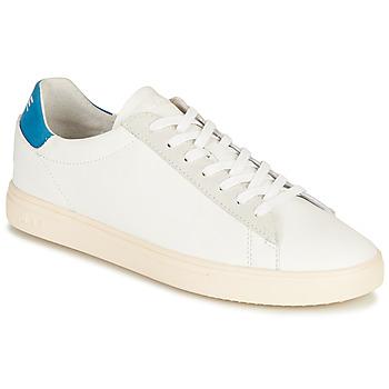 Pantofi Pantofi sport Casual Clae BRADLEY CALIFORNIA Alb / Albastru