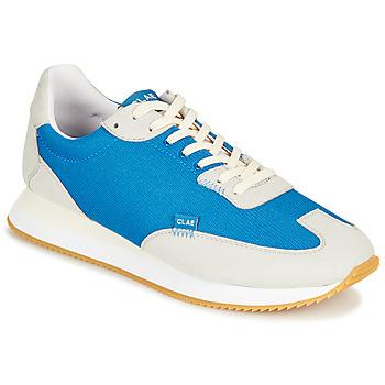 Pantofi Pantofi sport Casual Clae RUNYON Albastru / Gri