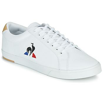 Pantofi Bărbați Pantofi sport Casual Le Coq Sportif VERDON II Alb / Maro
