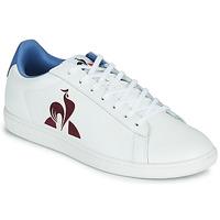 Pantofi Bărbați Pantofi sport Casual Le Coq Sportif MASTER COURT Alb / Albastru