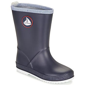 Pantofi Copii Cizme de cauciuc Be Only CORVETTE Bleumarin